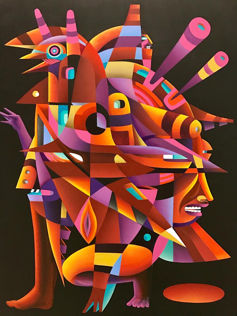 MACRO Museum Rome, Contemporary art, painting, modern art