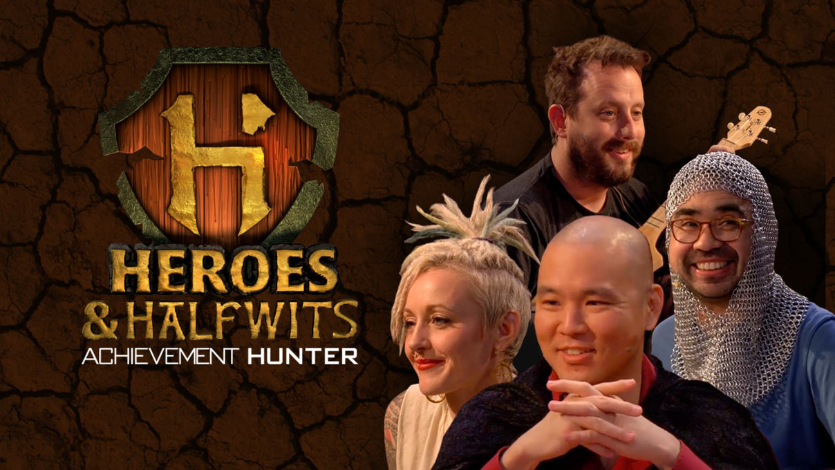 Heroes And Halfwits