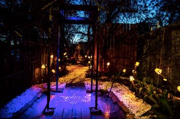 Hermit's Lantern Fountain