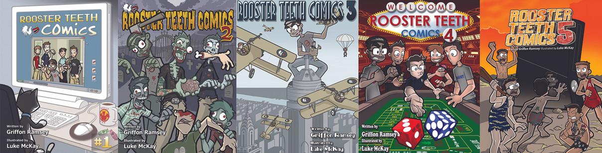 Rooster Teeth Comics