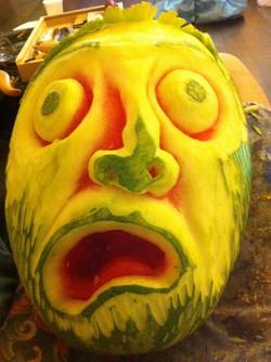 Watermelon Zombie