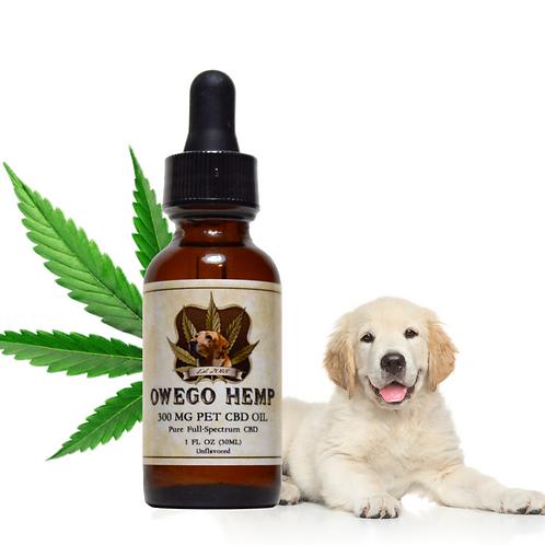 Owego Hemp Pet CBD Oil