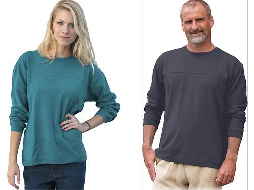 Long Sleeve Hemp Pullover