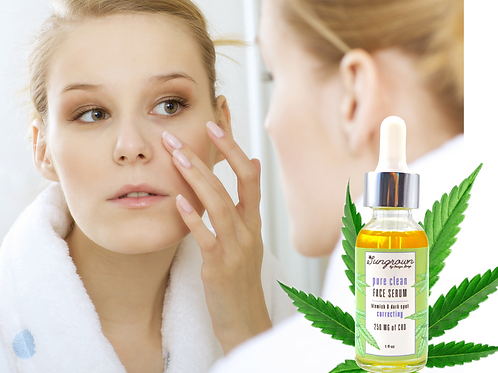 Pure Clean Face Serum