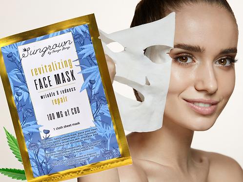Revitalizing Face Mask