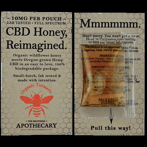 Apothecary CBD Honey Packets