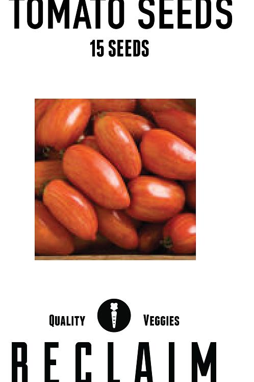 Specled Roman Tomato Seeds