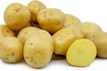 Yellow Potato (organic, 4lb)