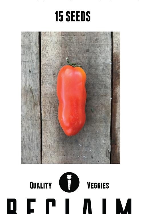 San Marzano tomato seeds