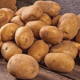 Russet Potatoes (organic, 4lb)