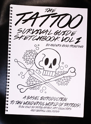 THE TATTOO SURVIVAL GUIDE VOL 1