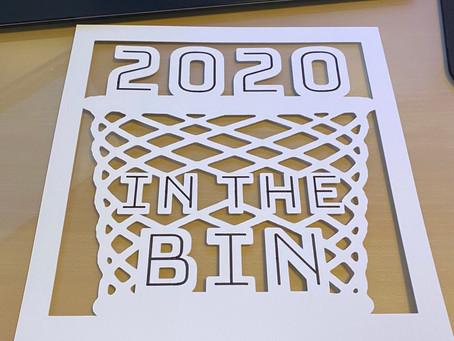 New Design - In The Bin