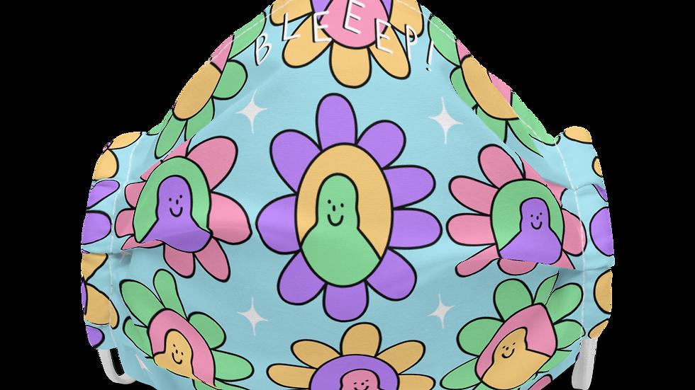 Flower Friends SPRiNG MiX Mask