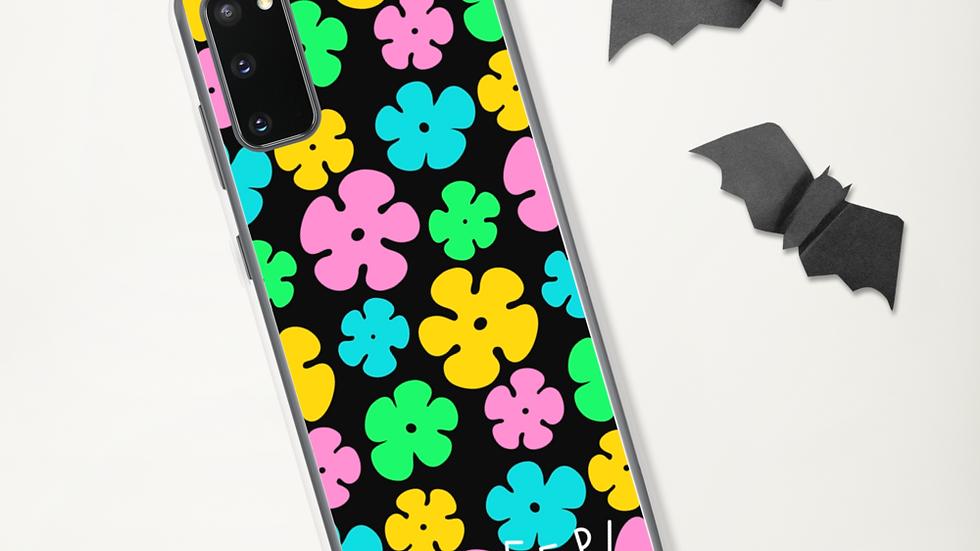 Funky Flowers Samsung Case