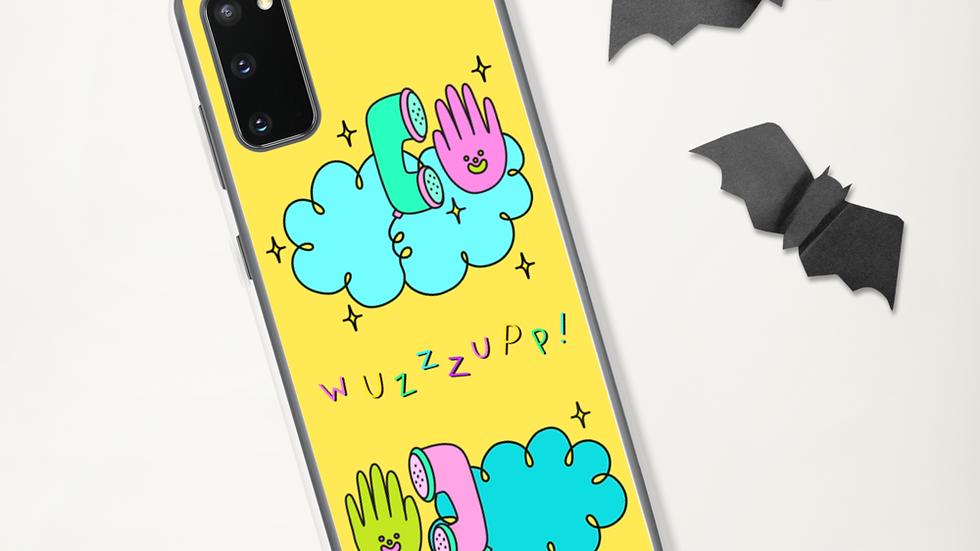 WuZZzuPp! Samsung Case