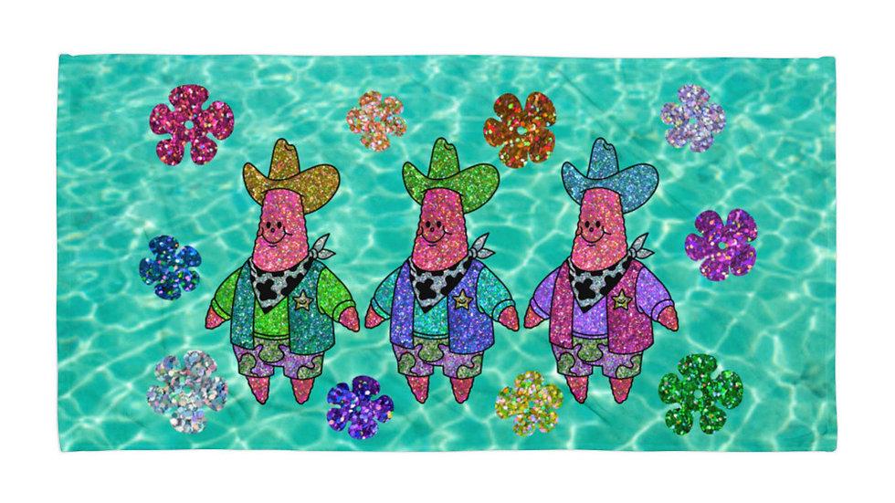 Howdy Towel