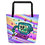 Thumbnail: GLiTCHED OUT! Beach Bag