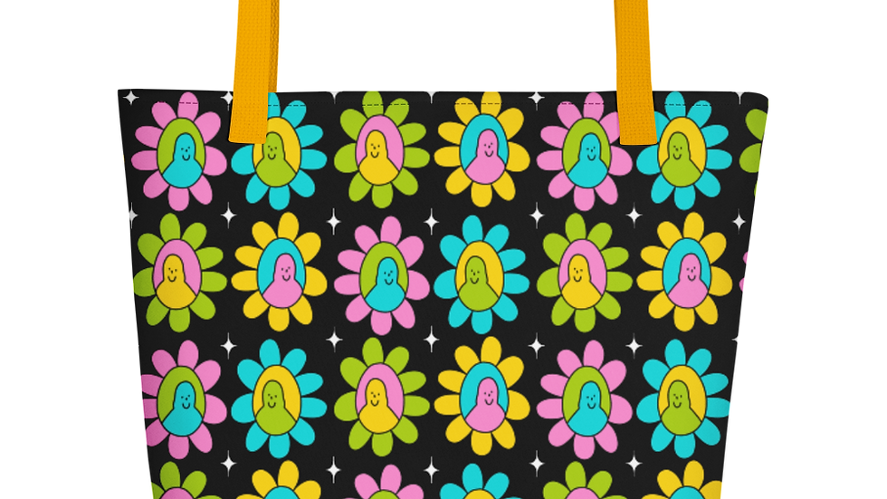 Flower Friends Big Bag