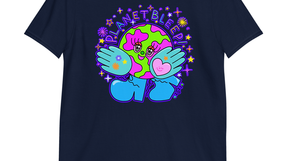 pLaNeT bLeeP 2021 official shirt
