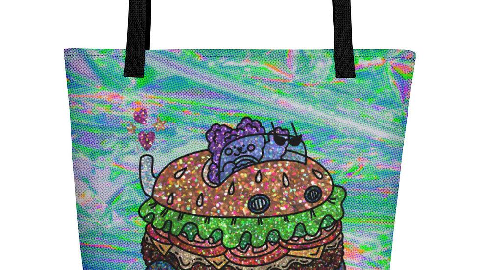 Beep Beep! Burger town Bag