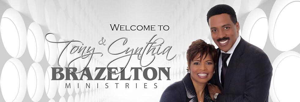 Tony Amp Cynthia Brazelton Ministries