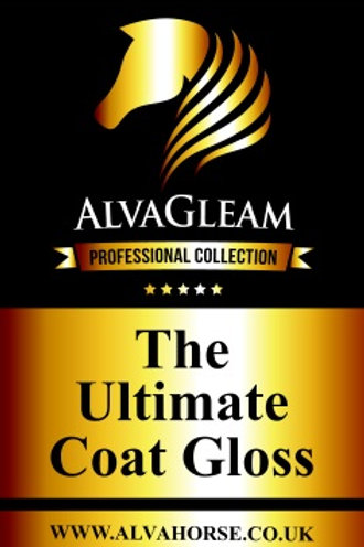 AlvaGleam ~ The Ultimate Coat Gloss 1Ltr by AlvaHorse