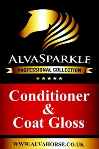 AlvaSparkle ~ Coat Conditioner 500ml by AlvaHorse