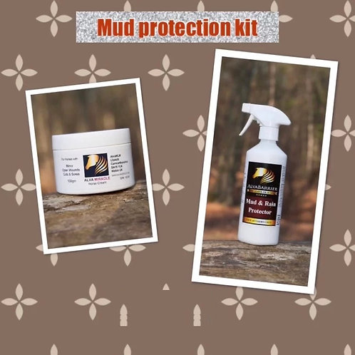 Mud Fever & Rain Scald Bundle 1Ltr.