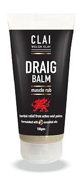 Draig Balm - Muscle Rub.