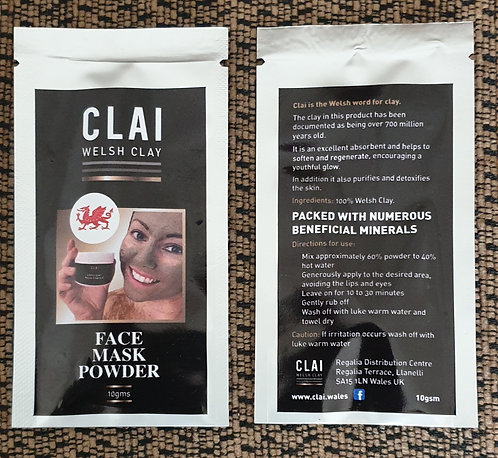 CLAI Face Mask 10gms