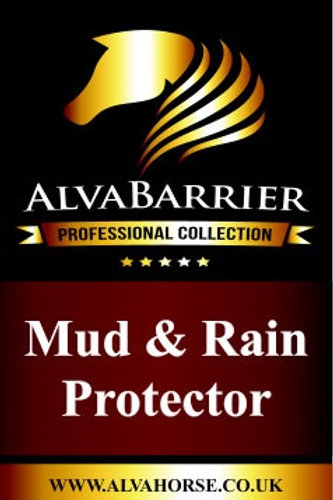 AlvaBarrier ~ Mud & Rain Protector. by AlvaHorse