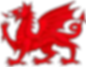Welsh Dragon Emblem