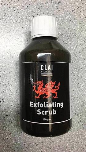 CLAI Exfoliating Scrub 250ml