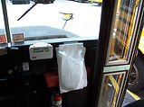 litterbags for school buses