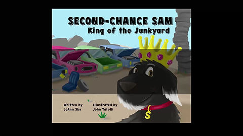 Second-Chance Sam read-aloud