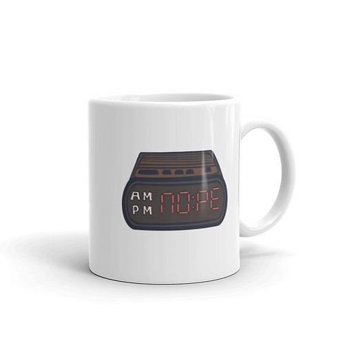 AM Nope Mug