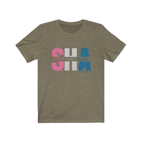 The S.H.A. Experience Short Sleeve Tee