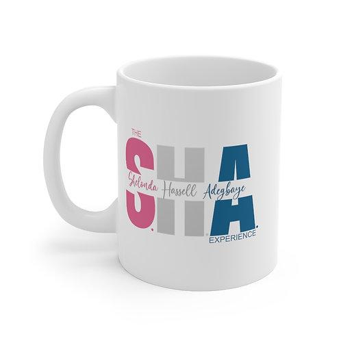 The S.H.A. Experience Mug 11oz