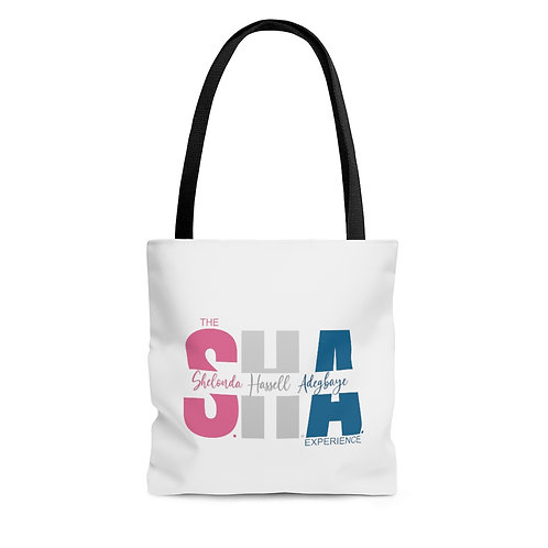 The S.H.A. Experience Tote Bag