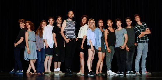 Die Schauspielschüler