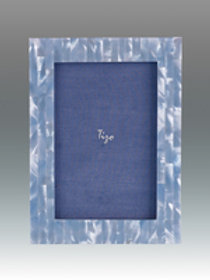 Mother of Pearl Blue Frame