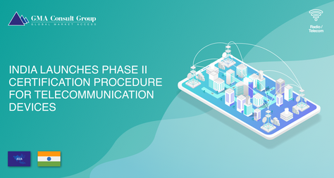 India Launches Phase II Certification Procedure for Telecommunication Devices