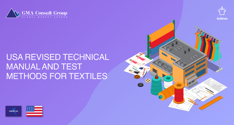USA Revised Technical Manual and Test Methods for Textiles