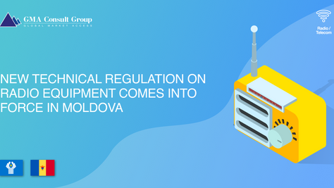 New Technical Regulation on Radio Equipment Comes into Force in Moldova