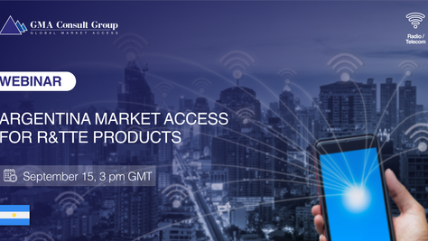 WEBINAR: Argentina Market Access 