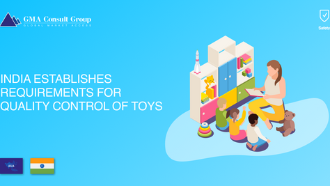 India Establishes Requirements for Quality Control of Toys