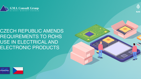 Czech Republic Amends Requirements to RoHS Use in Electrical and Electronic Products