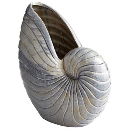 Large Rippled Sea Shell