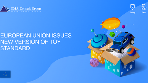 European Union Issues New Version of Toy Standard