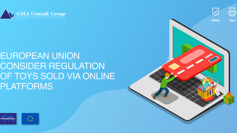 European Union Consider Regulation of Toys Sold via Online Platforms